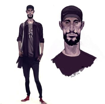 character by mir-ahmad