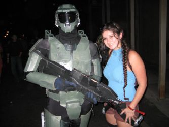 HALO costumes by Recovery-One