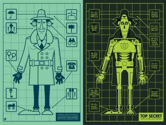 Inspector Series 83 by Montygog