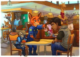 Meeting Nick by Kit-ray-live by Zylo24