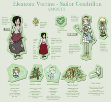 SMOCT3 - Sailor Cendrillon by riribelle