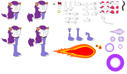 Amethyst (Character Builder) by TreeofLife911