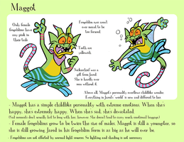 Maggot Reference Sheet by meggyc