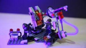 LEGO 70801 The Lego Movie Melting Room by Digger318