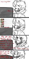Stop hating things by BaconBloodFire