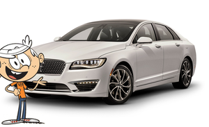 Lincoln Loud's Future car: Lincoln MKZ by theawesomeguy98201