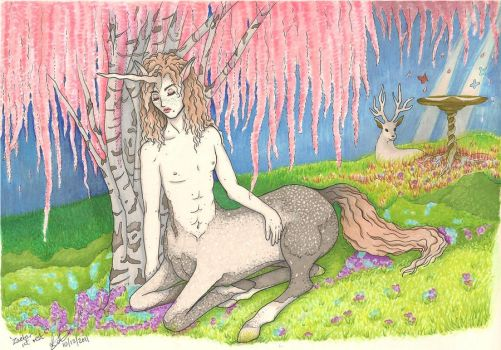 ::A Prince at rest:: by Deruka