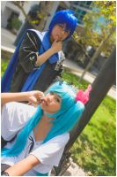 Vocaloid: Copy Cat by shinuko