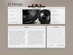 Web Portfolio WIP by SoundForge
