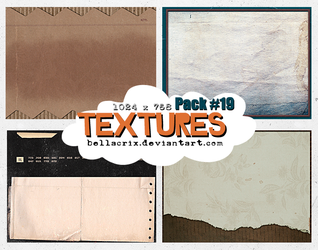 Texture Pack #19 by Bellacrix