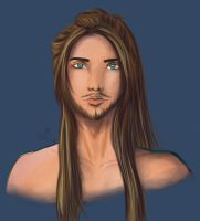 Loghan portrait by IVM616