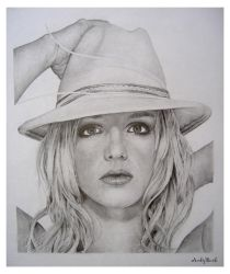 Britney Spears by AndyBuck