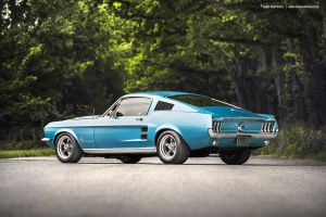 1967 Fastback - Shot 1 by AmericanMuscle