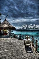 Lunch Time - HDR by BadiB