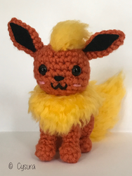 Flareon [FOR SALE] by Cysura