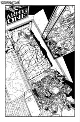 Locke And Key 06 pag 28 inks by GabrielRodriguez