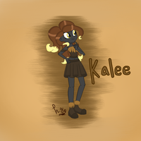 [Art Trade] Kalee by hastigh14