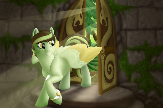 New Dungeon Unlocked - Prize by MythPony