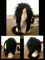 Uchiha Madara wig V3 by Angelic-nox