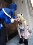 Lucy S-Class Fairy Tail Cosplay Neko by Lucy-chan90