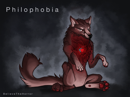 [CLOSED] Adopt Auction : Philophobia by BelieveTheHorror