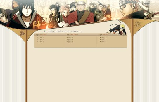 Naruto History by Sparrow-style