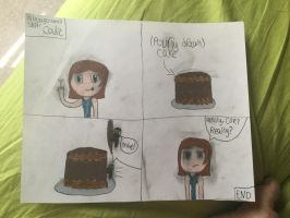 Ninjago short skit: Cake by november123456789066
