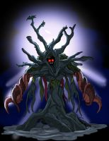 MSND contest Tree of Despair by JazylH