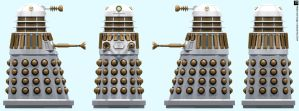 Imperial Dalek by Librarian-bot