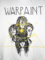 Warpaint Shirt 2 by Amouse