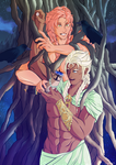 myths and legends -Artbook entry by CepheusArt