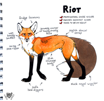 Anatomy of Riot by VinceSwift