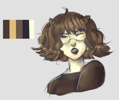another palette challenge by Nokkii