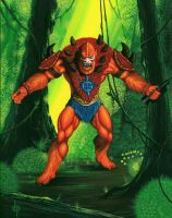 Masters of the Universe Legends: Beast Man by DwaynePinkney