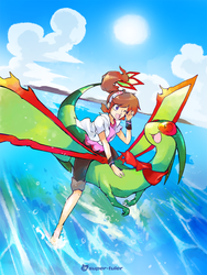 The Hoenn Oceans by super-tuler