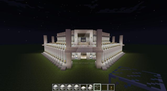 New Building Project - Part 1 by Serifer