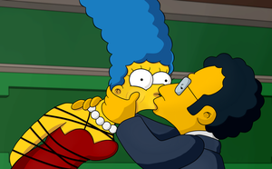 Marge Gagged by Fordcortina