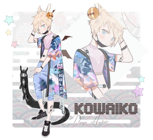 Kowaiko Design Auction /AB added (Closed) by Yasukani
