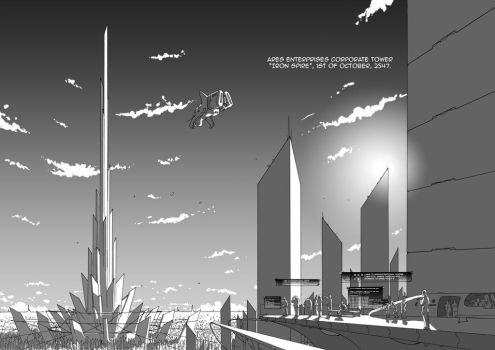 The Spire by PenUser