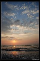 Sunrise Sfantu Gheorghe1 by Nakedthoughts