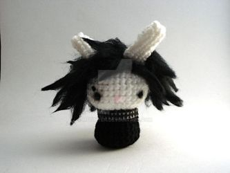Bill Kaulitz Moon Bun by MoonYen