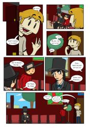Prologue Chapter 1 Page 3 by Mr-Page