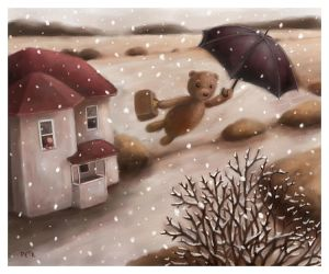 First Snow by pesare