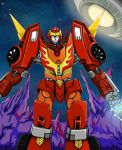 Rodimus Prime Final by skydive1588