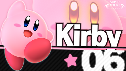 [4K] Super Smash Bros. Ultimate - 06 Kirby by MaxiGamer