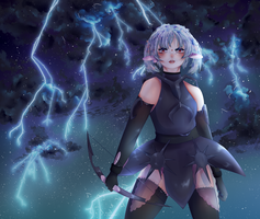 Thunder by Aiecloud