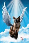 Some Angels Have Fur by PhilipR
