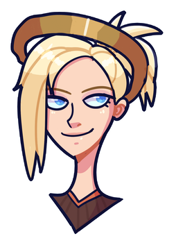 Mercy by Melabrook
