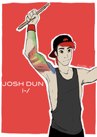 Josh Dun  by SugarUP