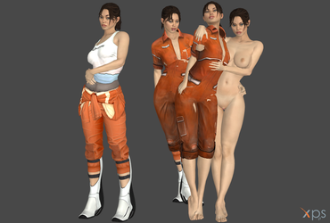 Chell FULL by Marcelievsky